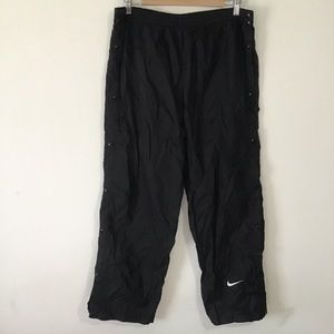 Pants - Nike tear away training pants